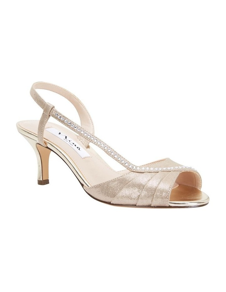CABELL Taupe Ref Suedette Pump image 2