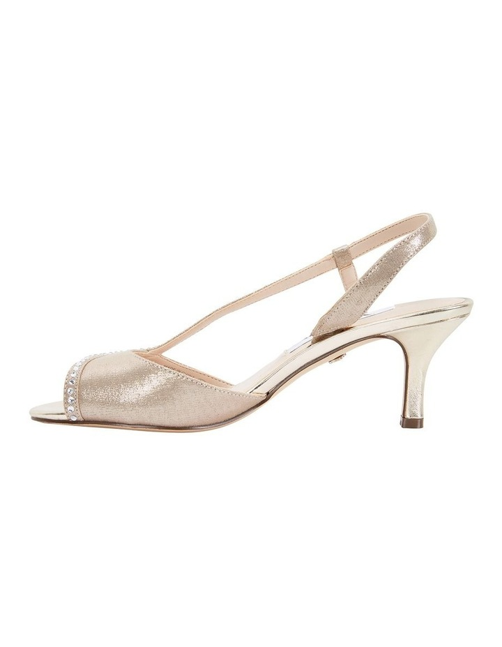 CABELL Taupe Ref Suedette Pump image 3