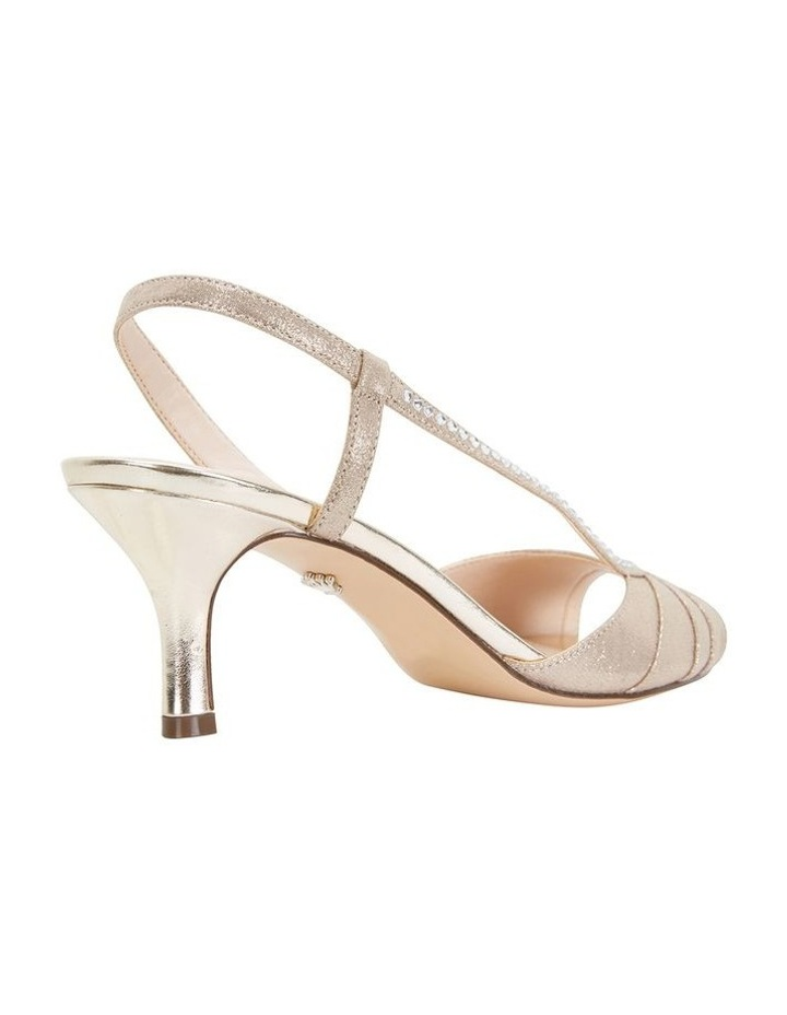 CABELL Taupe Ref Suedette Pump image 5