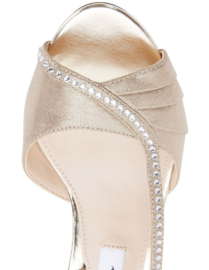 CABELL Taupe Ref Suedette Pump image 7