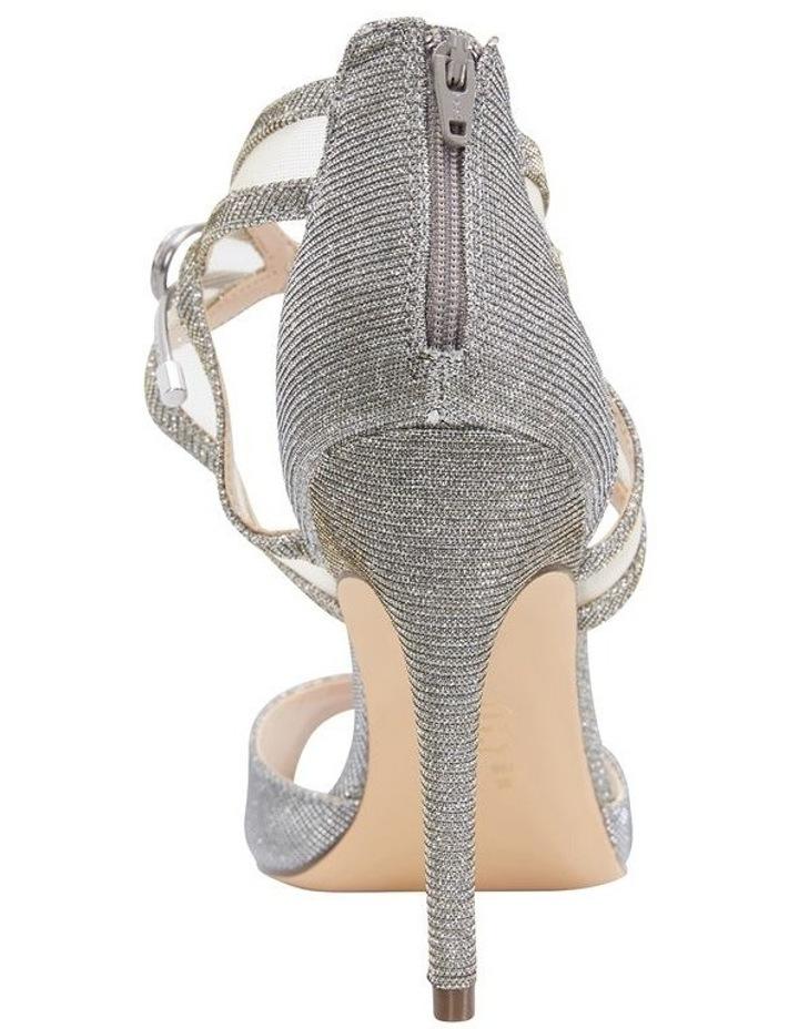 Nina CALEYA Steel Luna Shine Sandal image 4