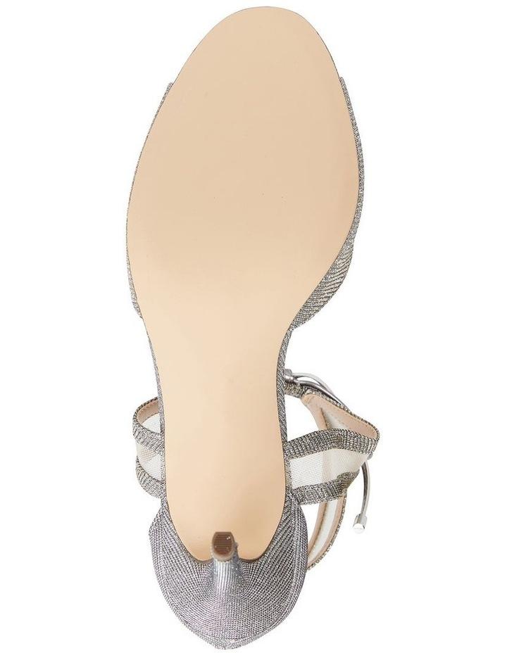 Nina CALEYA Steel Luna Shine Sandal image 6