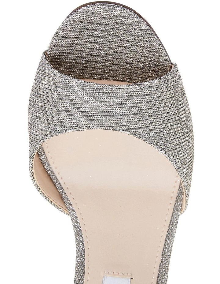 Nina CALEYA Steel Luna Shine Sandal image 7
