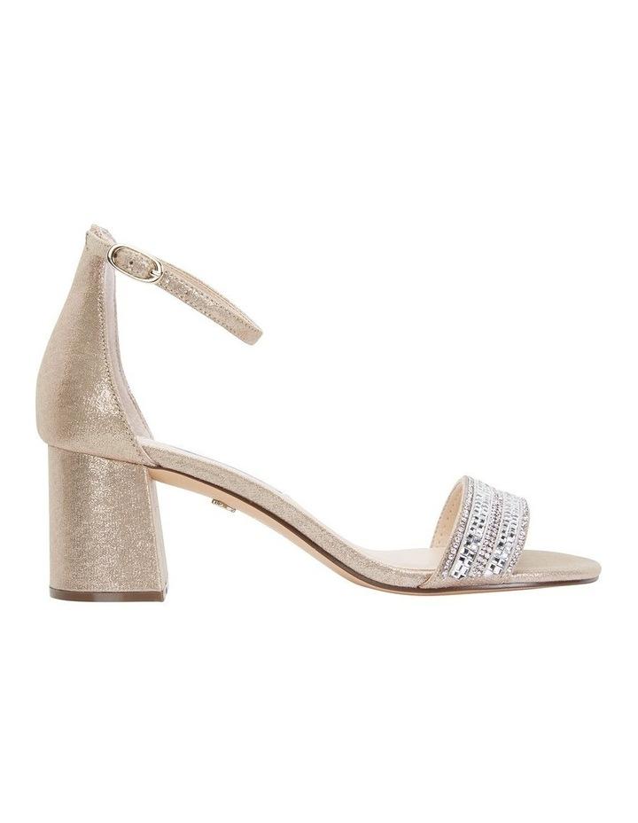 Elenora Taupe Ref Suedette Sandal image 1