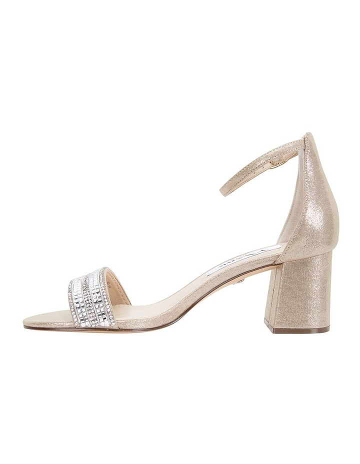 Elenora Taupe Ref Suedette Sandal image 3