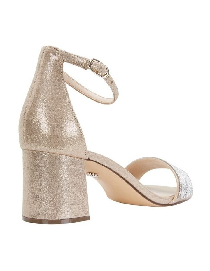 Elenora Taupe Ref Suedette Sandal image 5