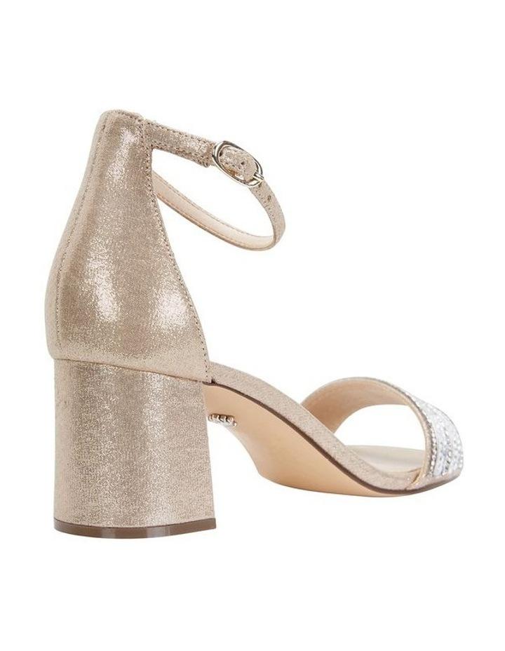 Elenora Taupe Ref Suedette Sandal image 5