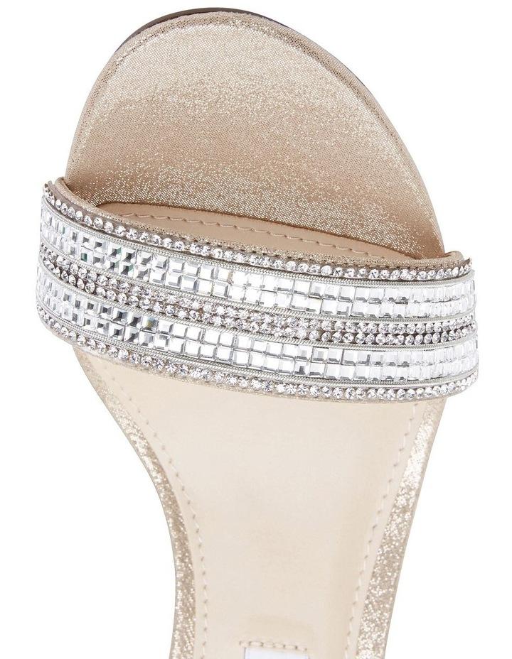Elenora Taupe Ref Suedette Sandal image 7