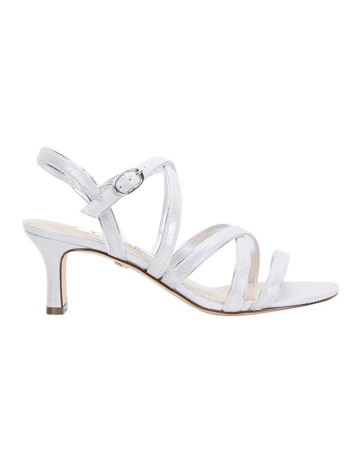 Genaya Silver Ref Suede Sandal image 1