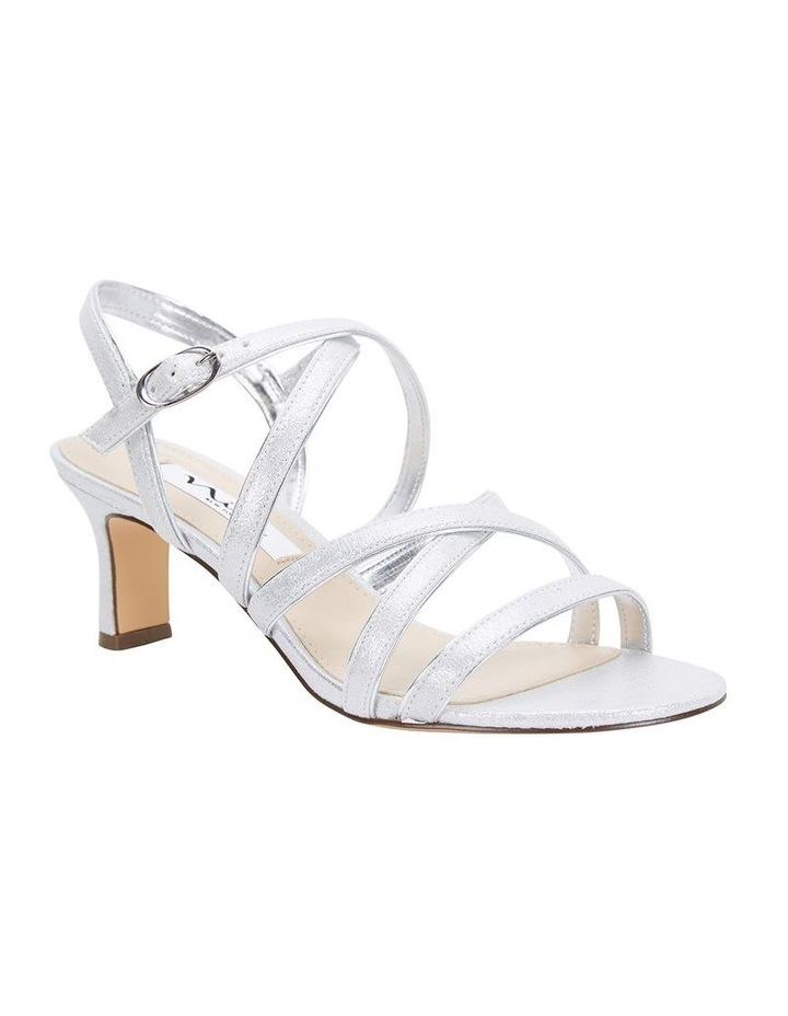Genaya Silver Ref Suede Sandal image 2