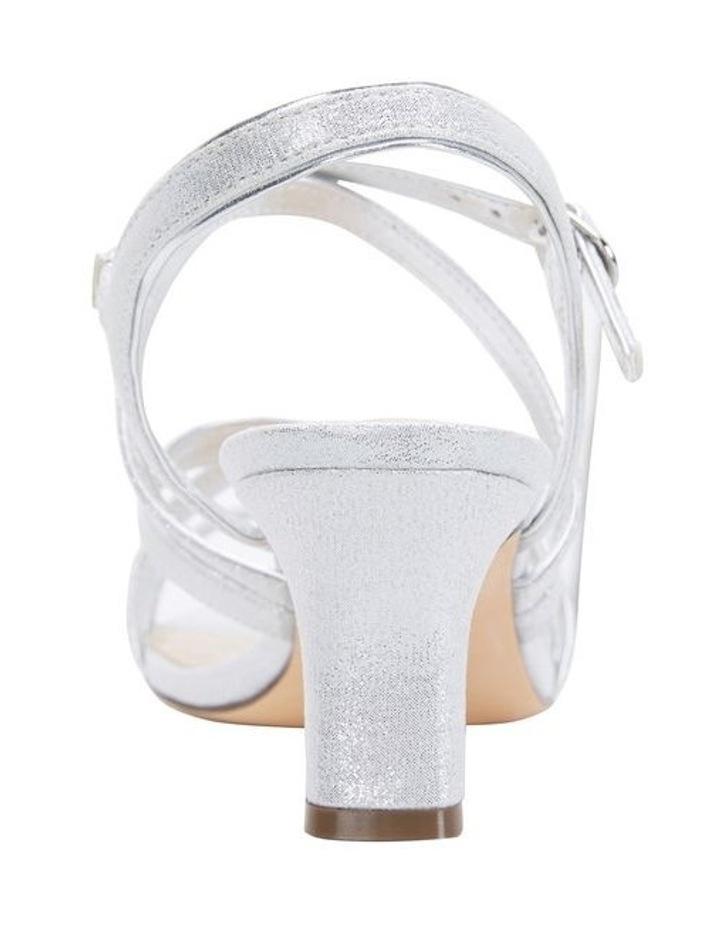 Genaya Silver Ref Suede Sandal image 4