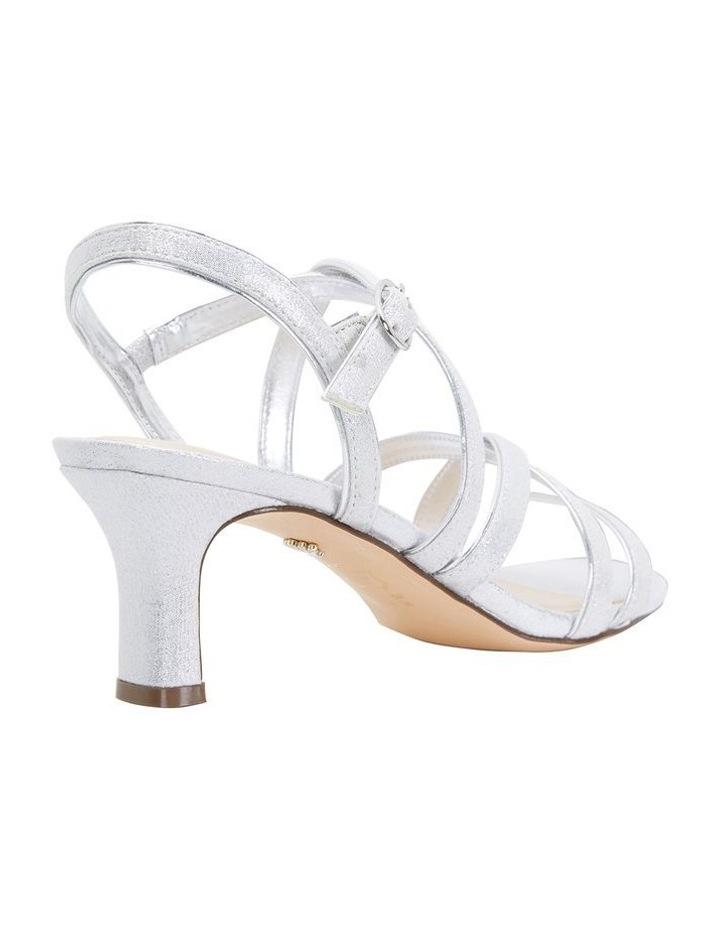 Genaya Silver Ref Suede Sandal image 5