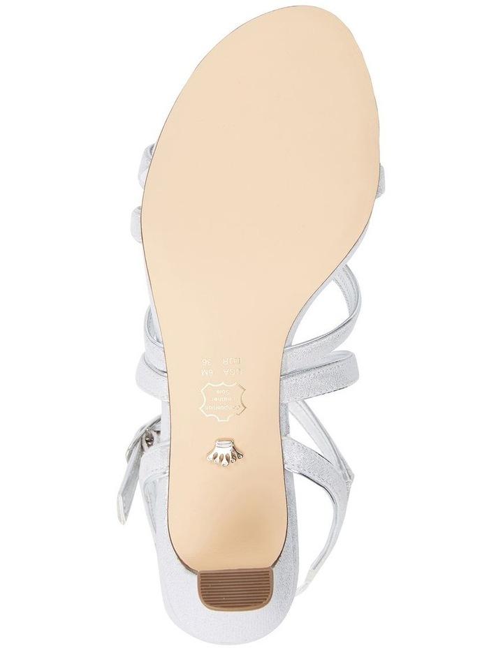 Genaya Silver Ref Suede Sandal image 6