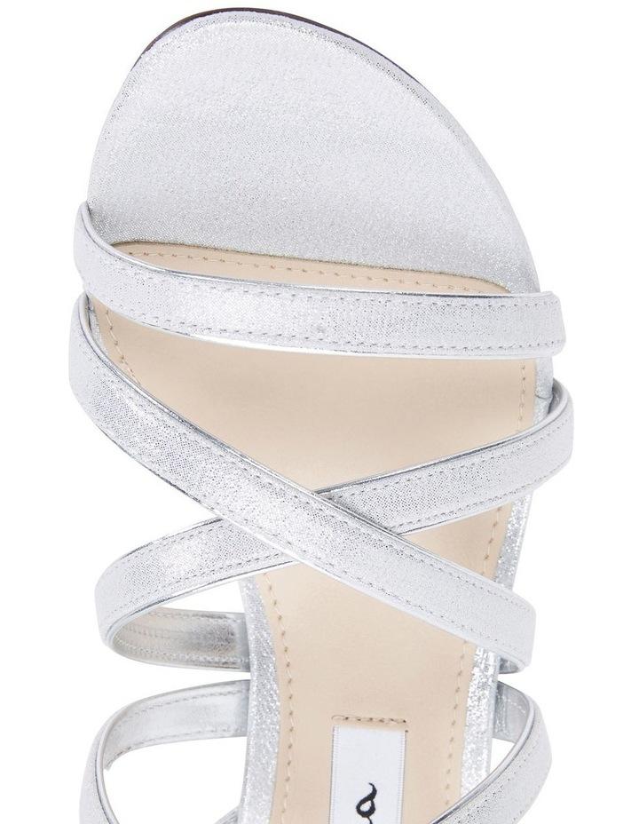 Genaya Silver Ref Suede Sandal image 7