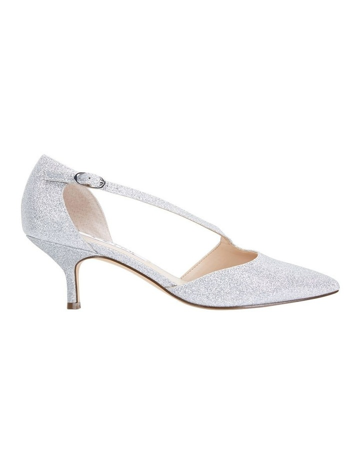 Tirisa Silver Baby Glitter Pump image 1