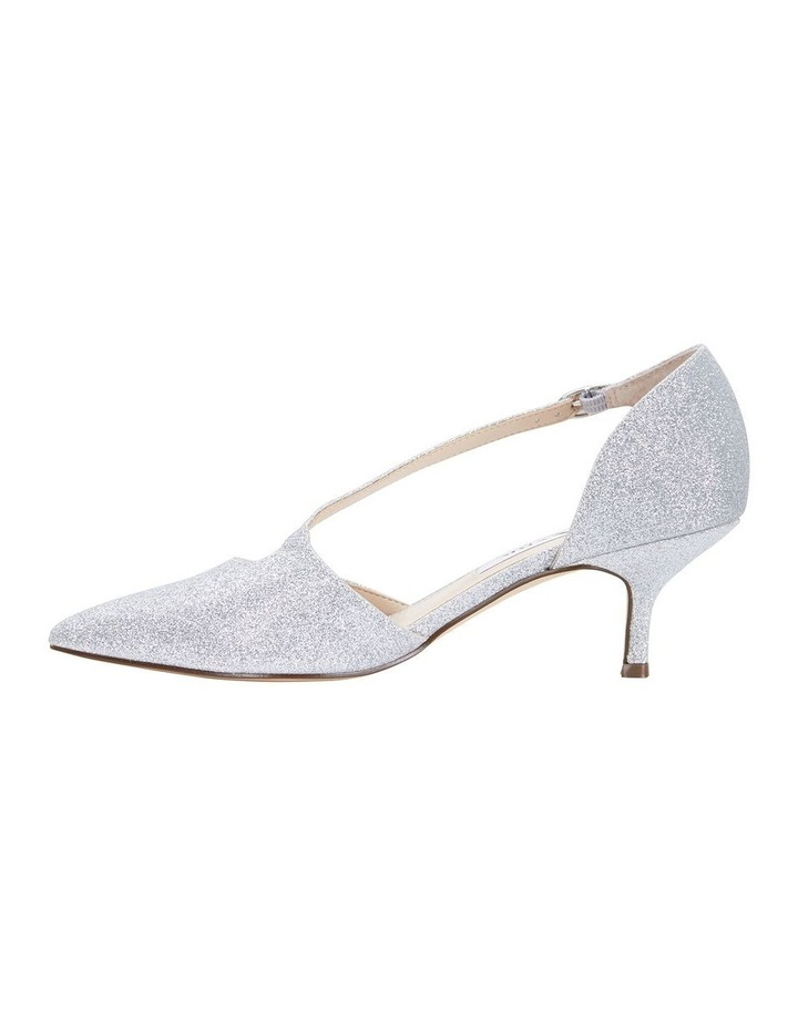 Tirisa Silver Baby Glitter Pump image 3