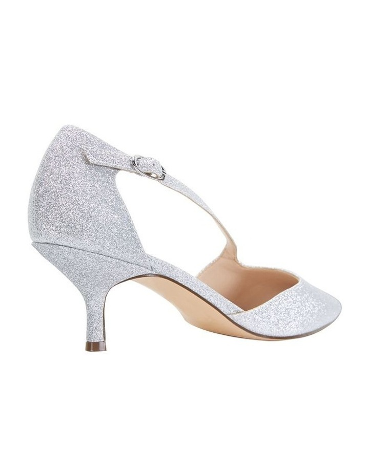 Tirisa Silver Baby Glitter Pump image 5