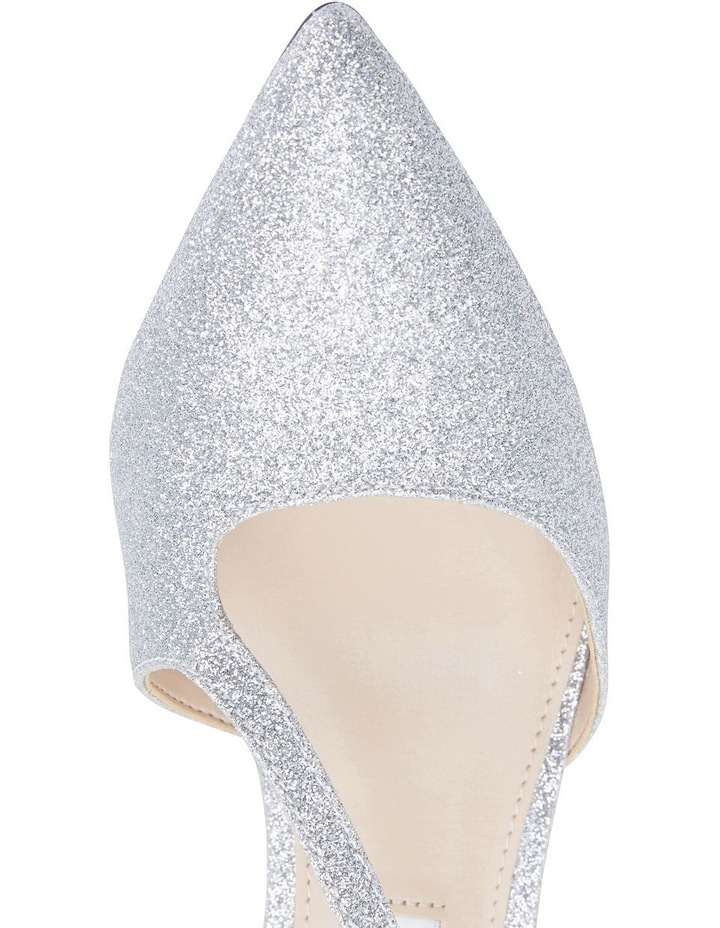 Tirisa Silver Baby Glitter Pump image 7