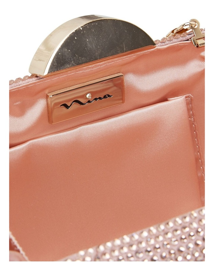Pacey Rose Gold Bead Bag image 4