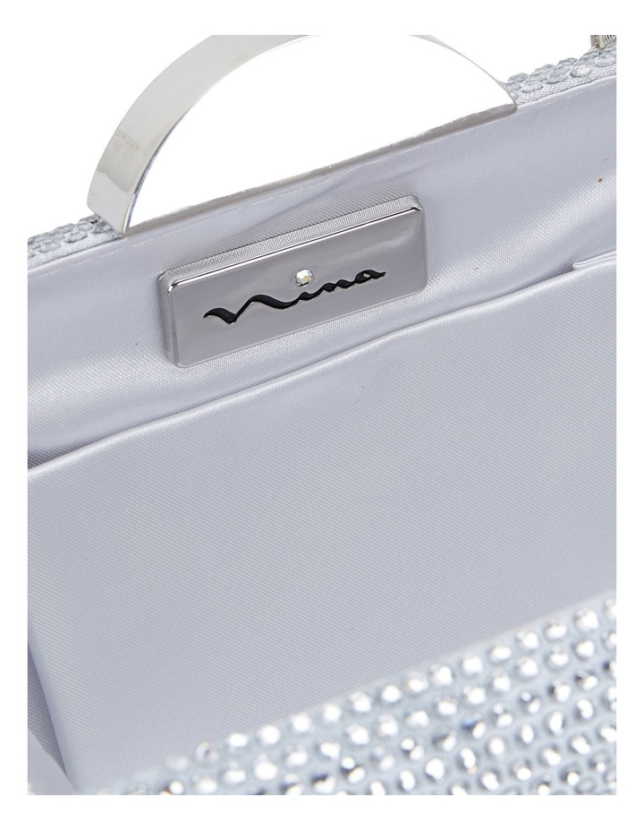 Pacey Silver Bead Bag image 4