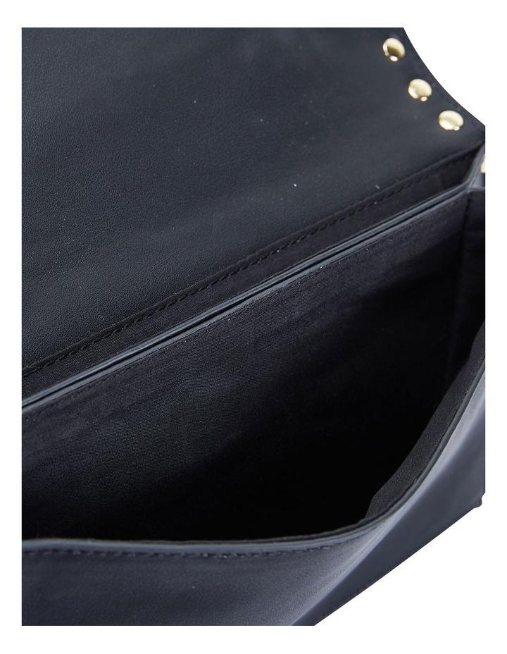 Pink Inc H-SABLE Black Smooth Bag image 4