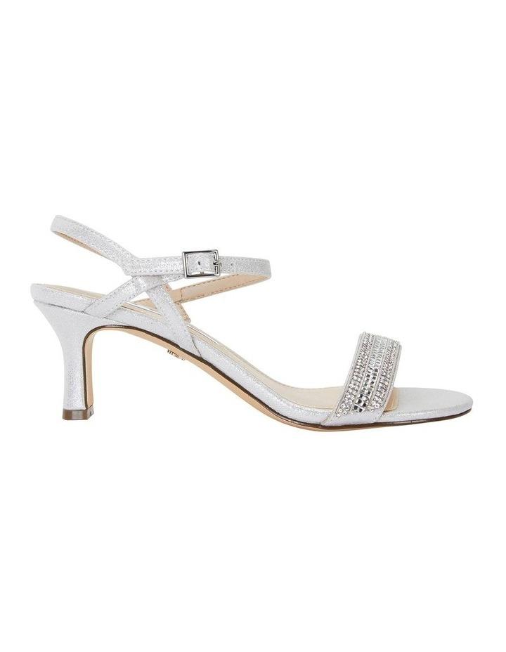 Noela True Silver Ref Suedette Sandal image 1