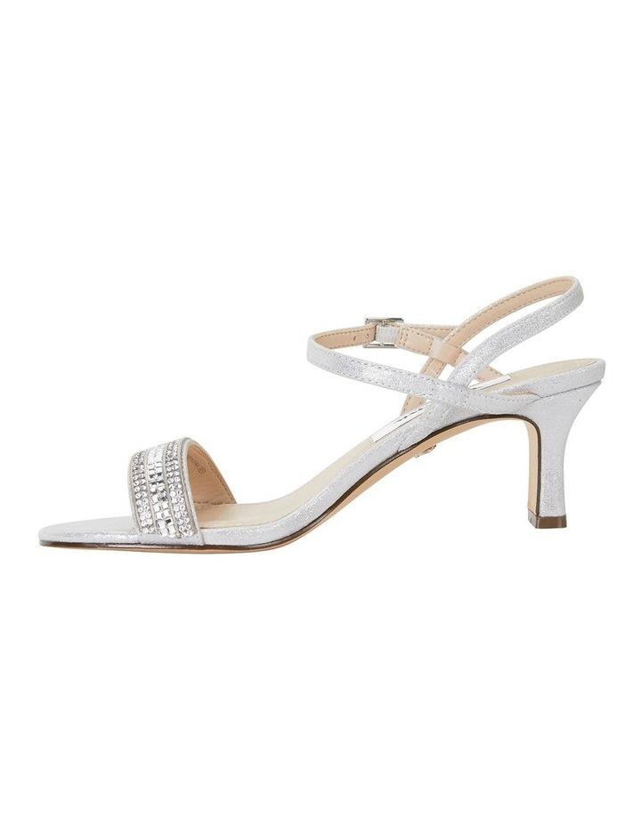 Noela True Silver Ref Suedette Sandal image 3