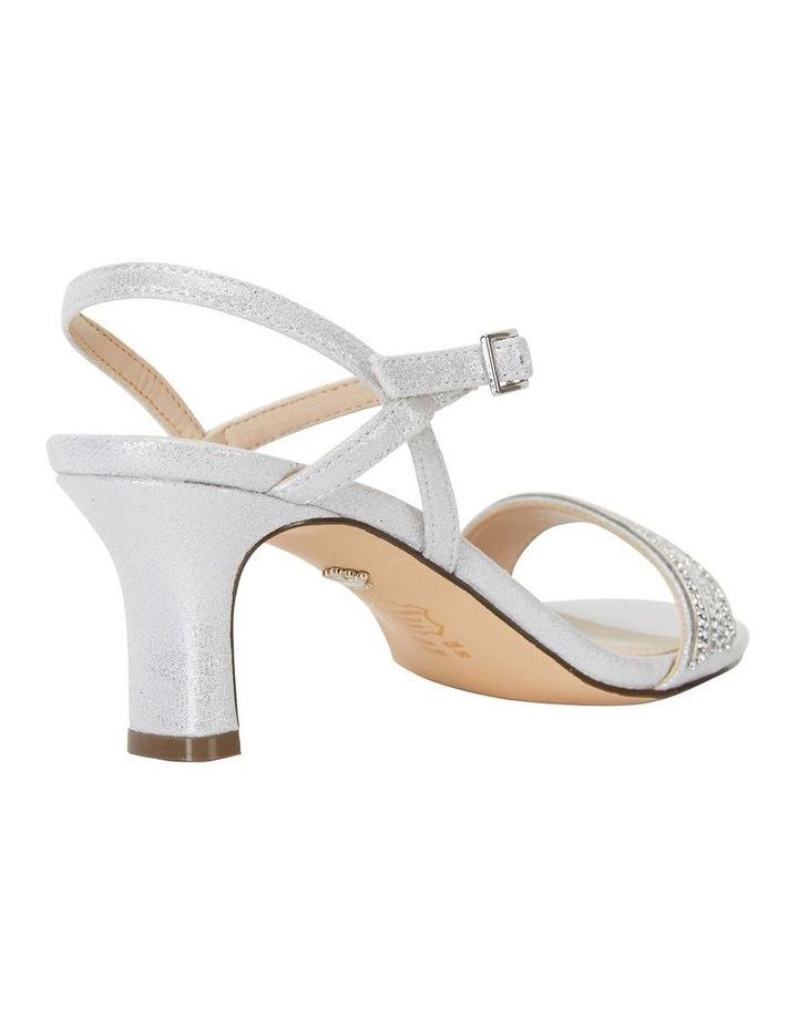 Noela True Silver Ref Suedette Sandal image 4