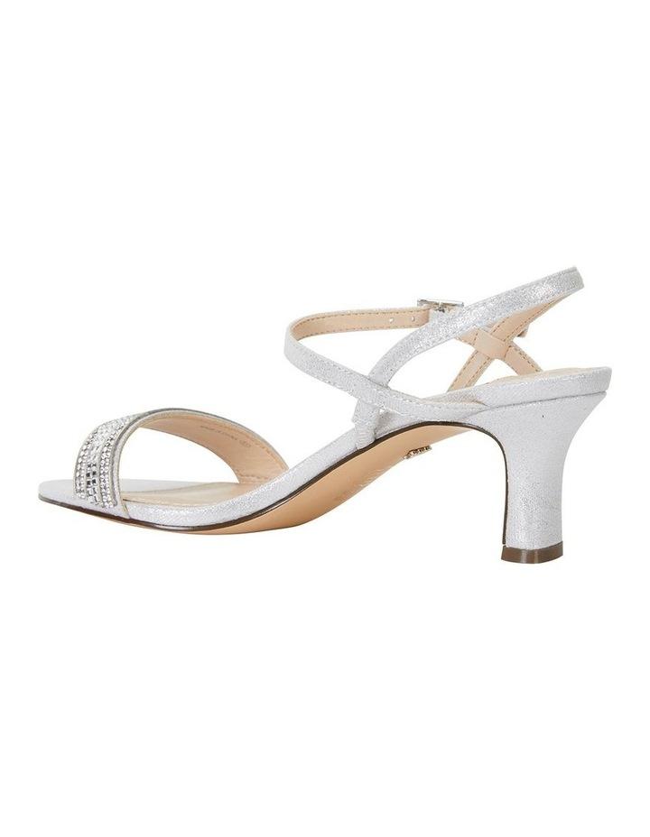 Noela True Silver Ref Suedette Sandal image 6