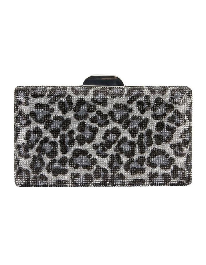 Exotica Black Leopard Bag image 1