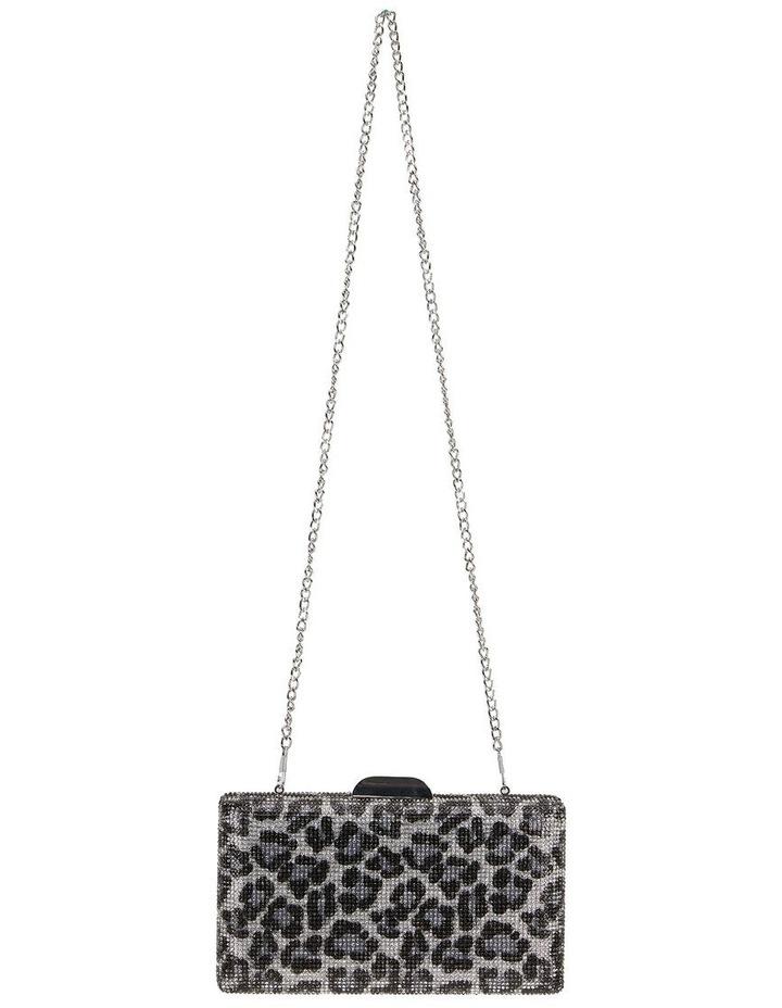 Exotica Black Leopard Bag image 2