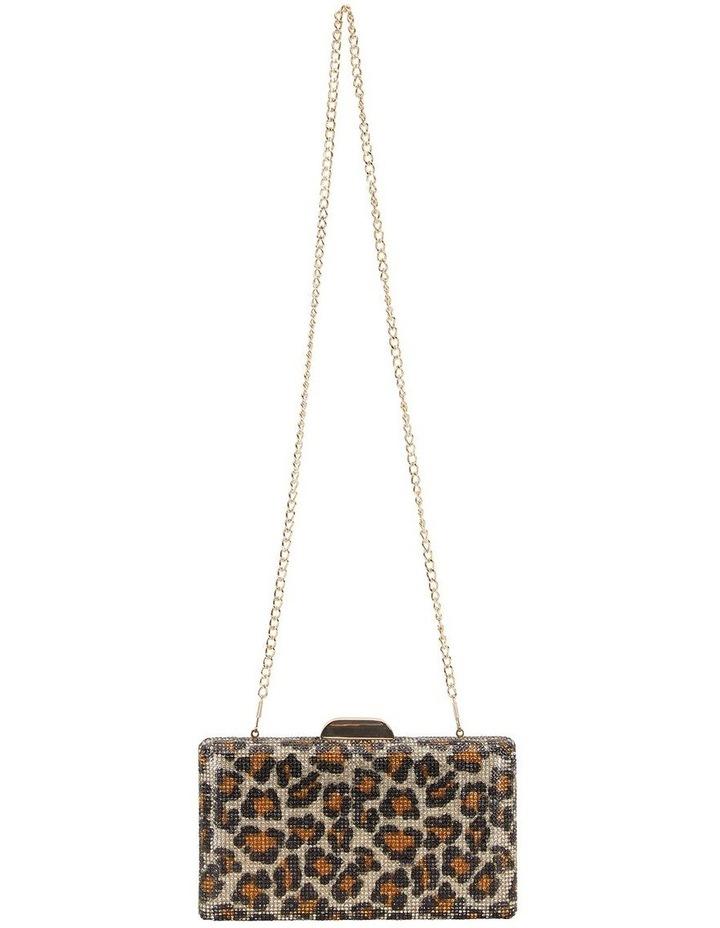 Exotica Gold Leopard Bag image 2
