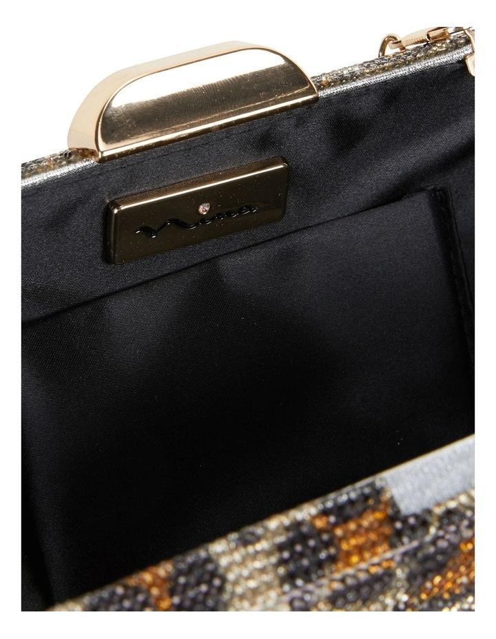 Exotica Gold Leopard Bag image 3