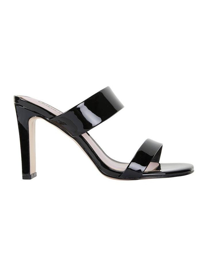 Tempo Black Patent Sandal image 1