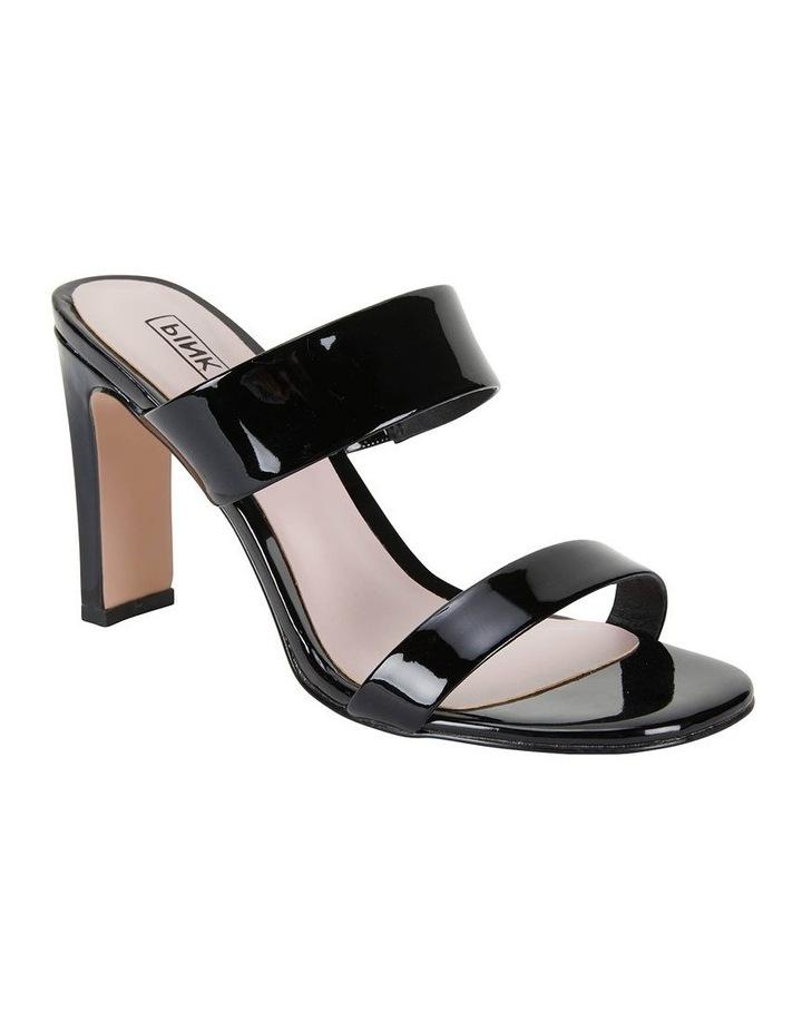 Tempo Black Patent Sandal image 2