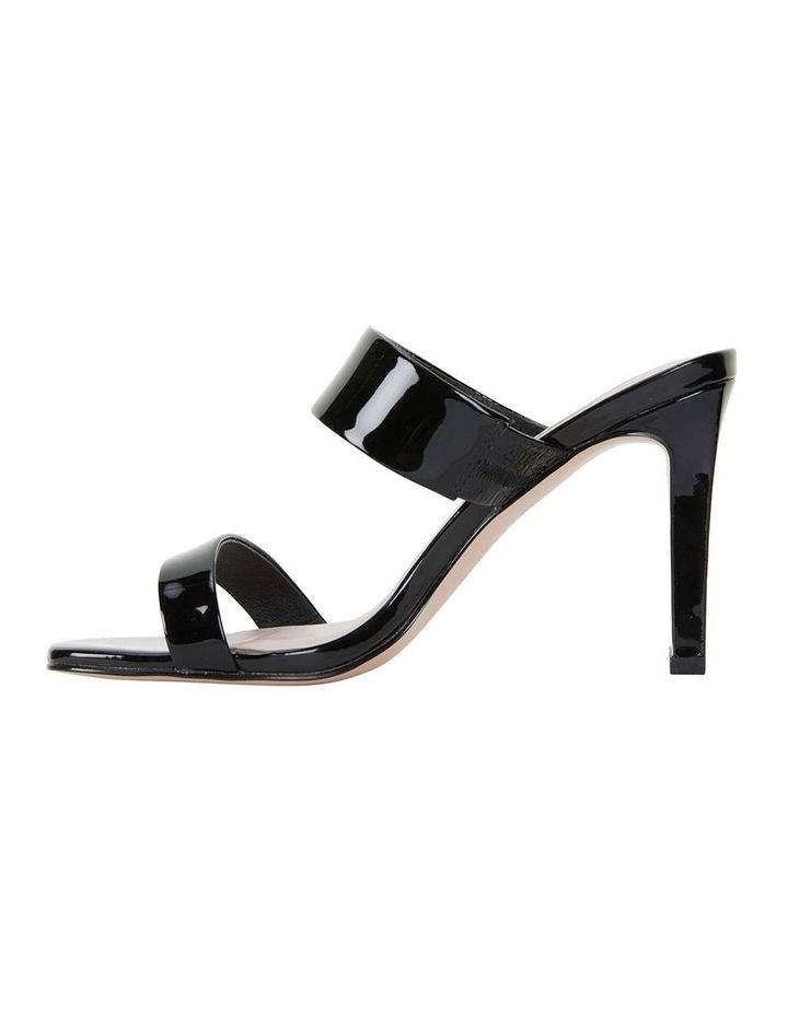 Tempo Black Patent Sandal image 3