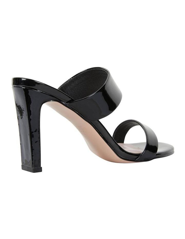 Tempo Black Patent Sandal image 4