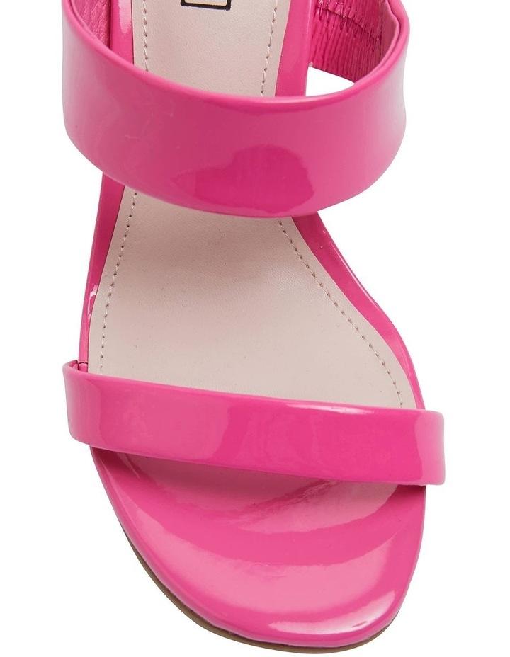 Tempo Hot Pink Sandal image 6