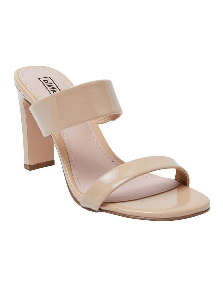 Tempo Nude Patent Sandal image 2