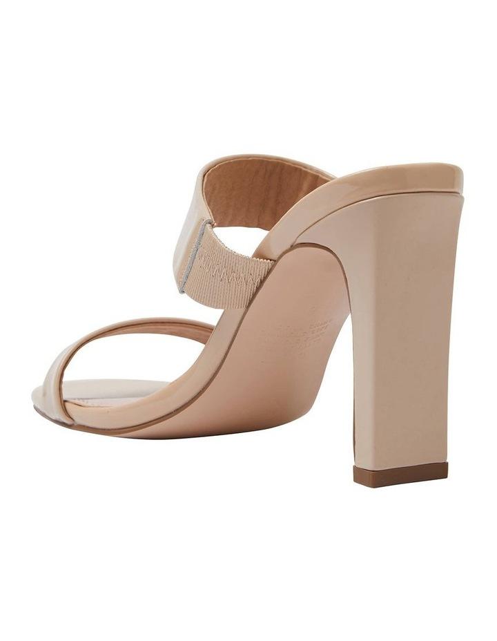 Tempo Nude Patent Sandal image 7