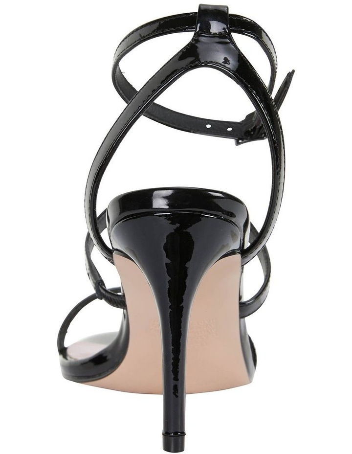 Testify Black Patent Sandal image 5