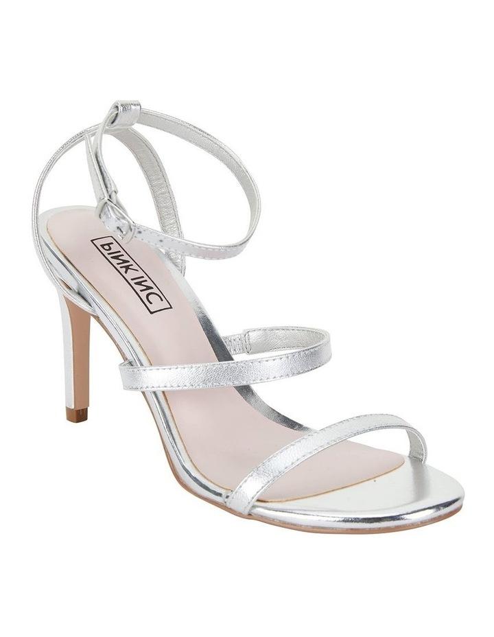 Testify Silver Metallic Sandal image 2