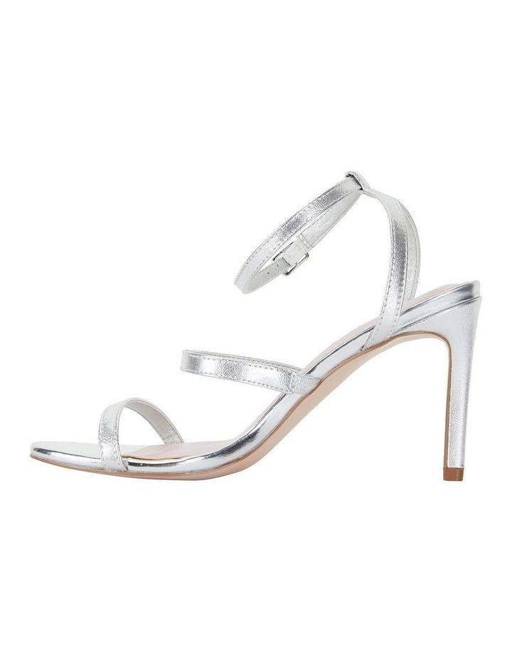 Testify Silver Metallic Sandal image 3