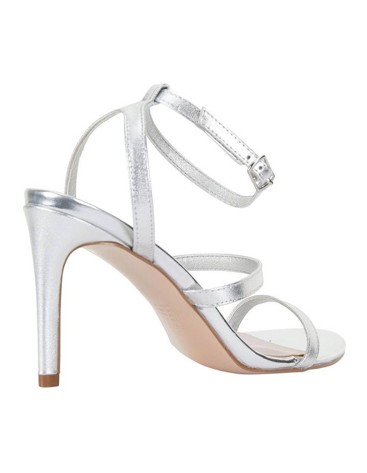 Testify Silver Metallic Sandal image 4