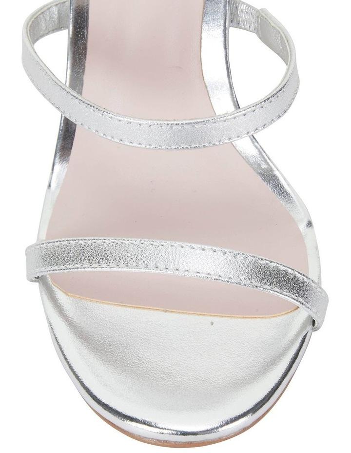 Testify Silver Metallic Sandal image 6