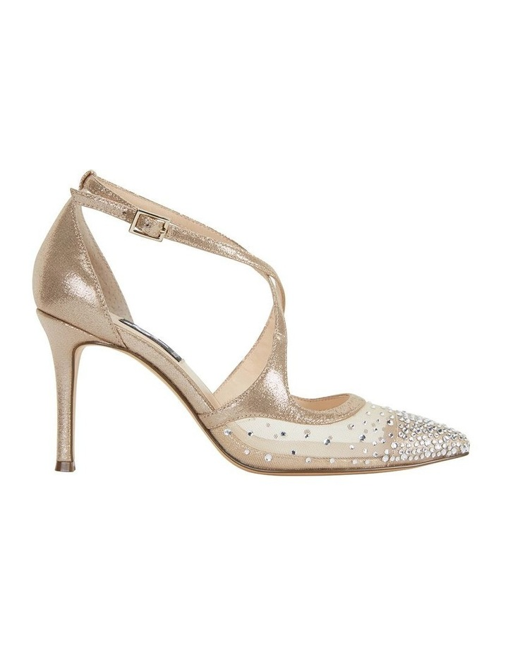 Candid Taupe Reflective Pump image 1