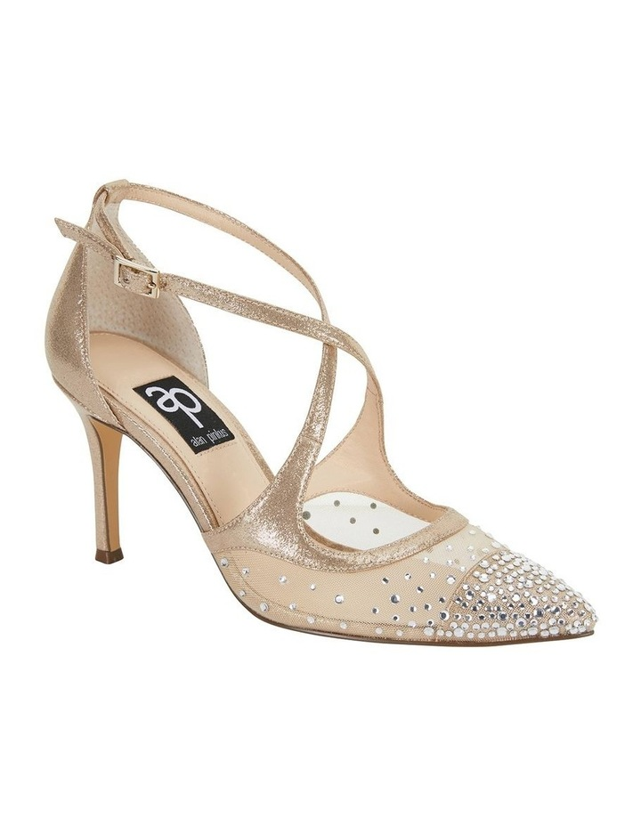 Candid Taupe Reflective Pump image 2