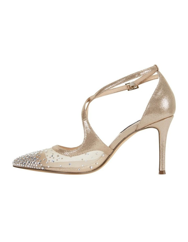 Candid Taupe Reflective Pump image 3