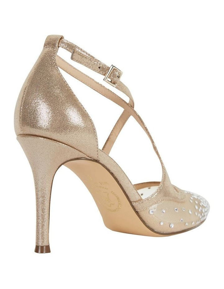 Candid Taupe Reflective Pump image 4