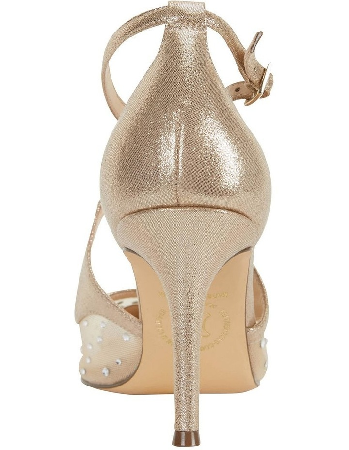 Candid Taupe Reflective Pump image 5